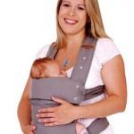 Marsupi Baby und Kindertrage Breeze/grau