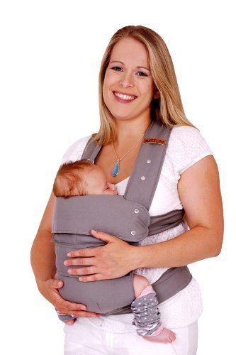 Marsupi Babytrage Bauch-Hüfttrage